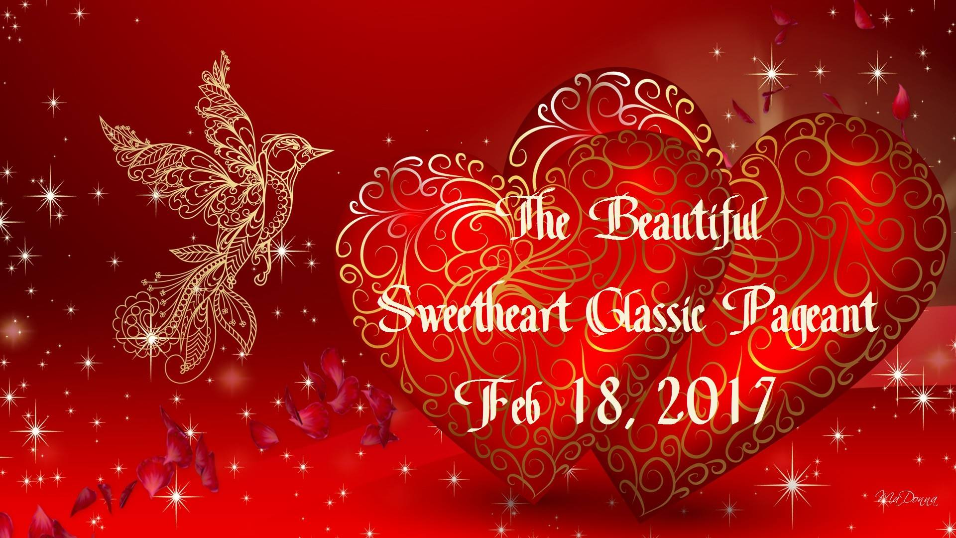 Beautiful Sweetheart Classic Pageant @ Byrum's Chapel, Portland TN