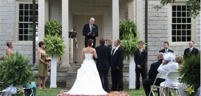 Days Gone By: Sumner's Historic Sites as Wedding Venues