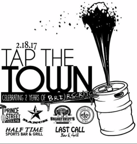 BriarScratch Brewing's Tap the Town @ Gallatin's Historic Downtown Square