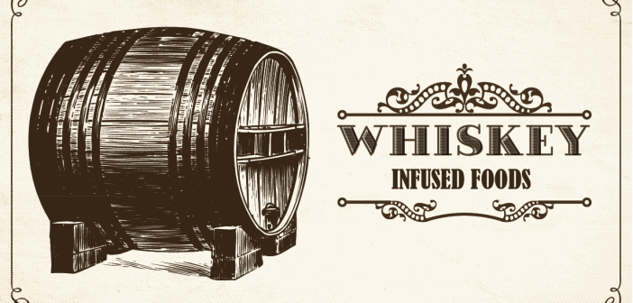 Whiskey Infused Foods