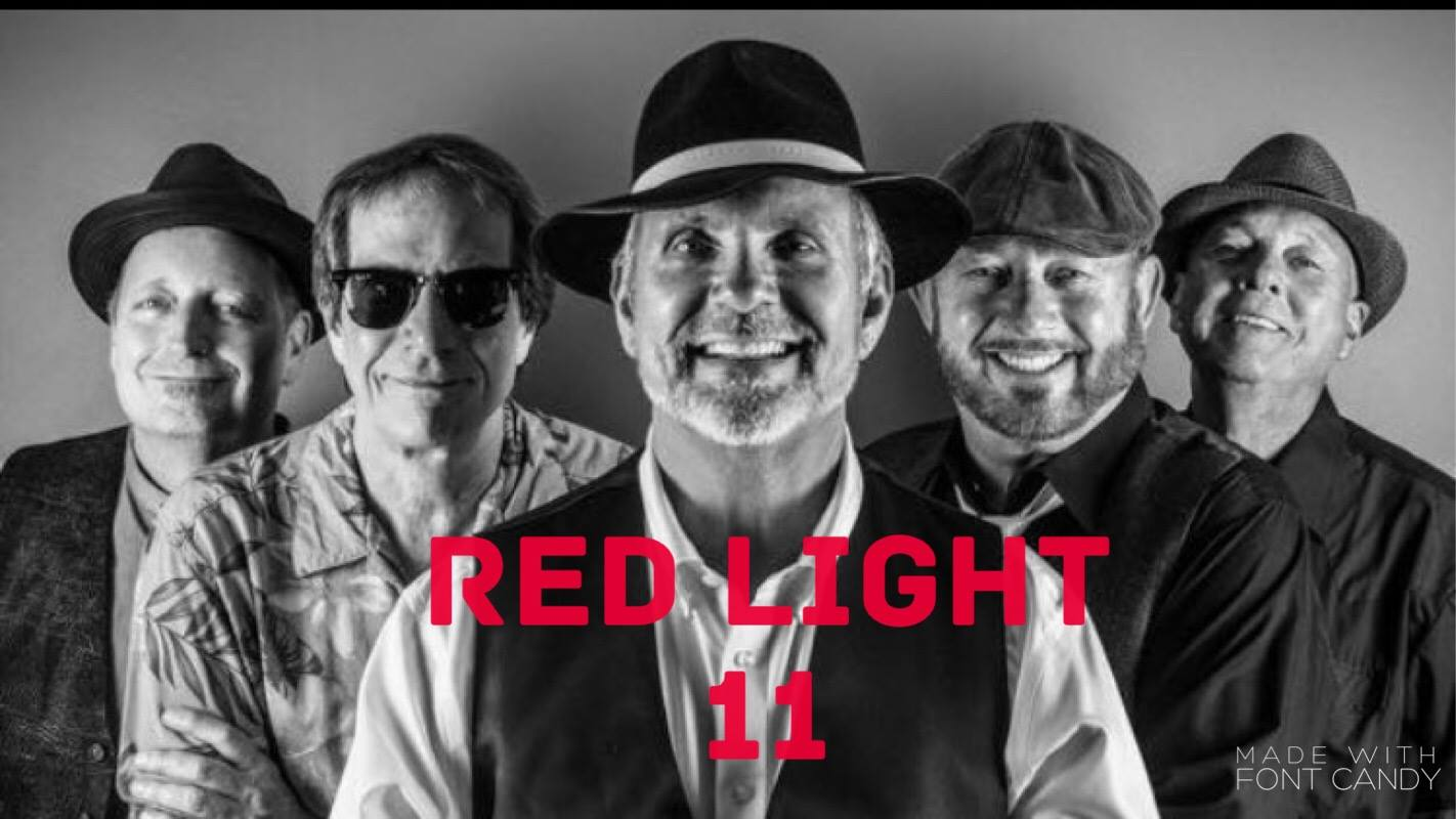 """Music on Main Featuring """"Dance Band"""" Red Light 11 @ Goodlettsville City Hall's Park 