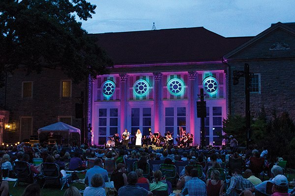 Songwriters Under the Stars @ Cheekwood Gardens