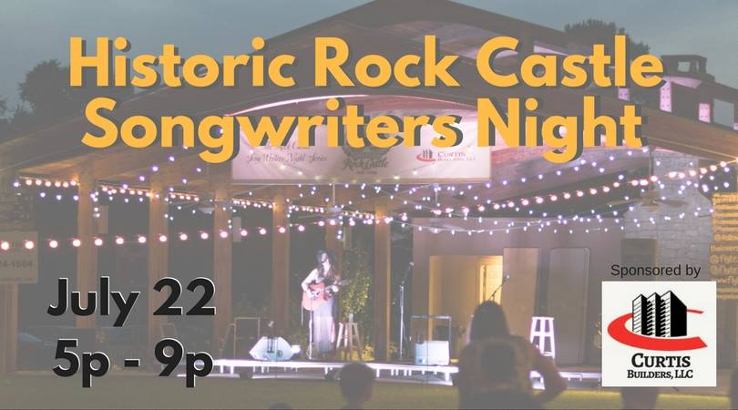 Historic Rock Castle Songwriters Night @ Historic Rock Castle | Hendersonville | Tennessee | United States