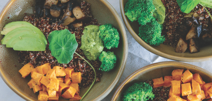 Eat, Drink & Be Merry: Bowled Over for Healthy Eating