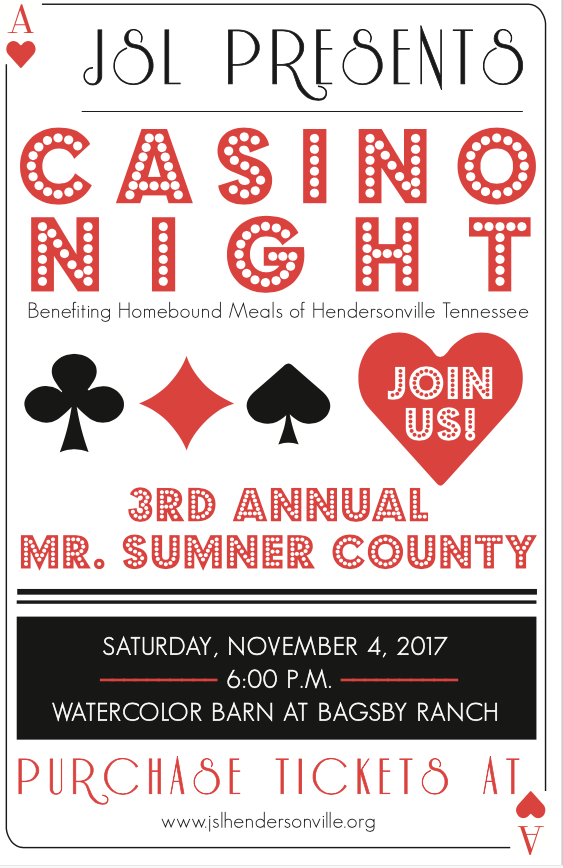 Third Annual Mr. Sumner County @ Watercolor Barn at Bagsby Ranch | Gallatin | Tennessee | United States