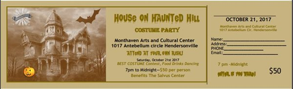 House on Haunted Hill @ Hendersonville | Tennessee | United States