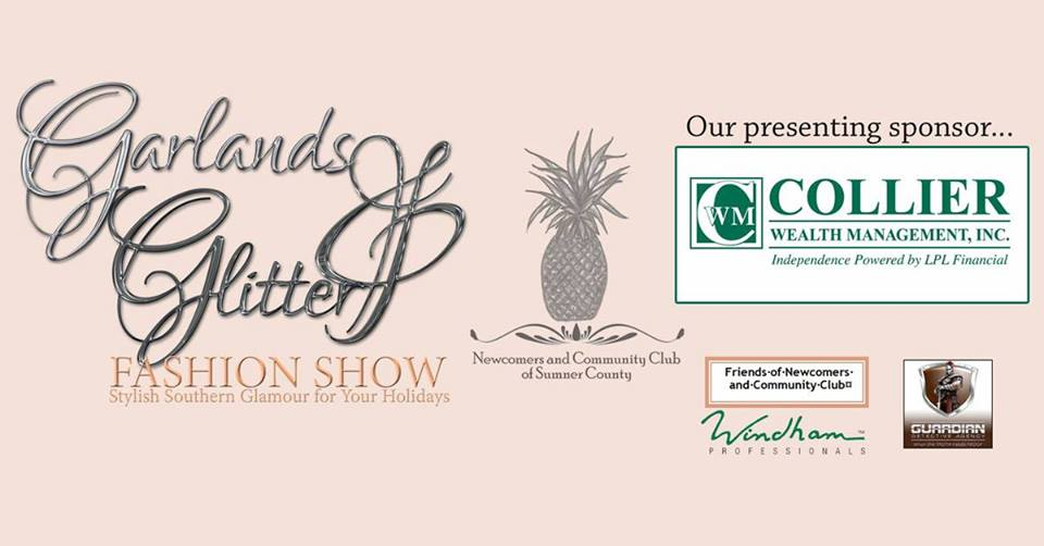 Garlands & Glitter Fashion Show @ Bluegrass Yacht & Country Club | Hendersonville | Tennessee | United States