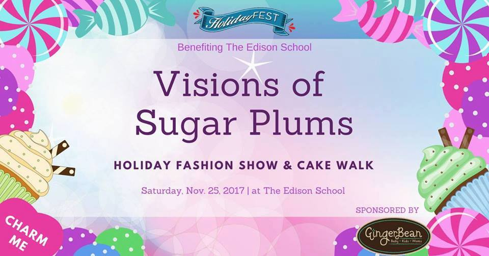 Vision of Sugar Plums – Fashion Show & Cake Auction @ The Edison School | Gallatin | Tennessee | United States