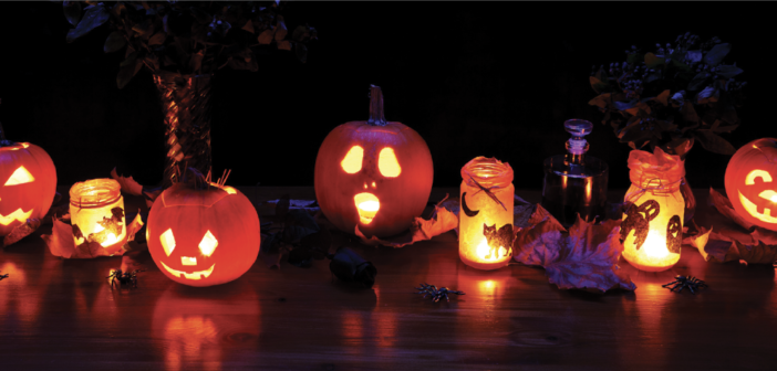 The Lady Entertains: The 411 on Pumpkins