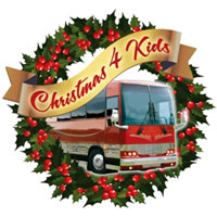 Christmas 4 Kids Bus Tour @ WalMart | Hendersonville | Tennessee | United States