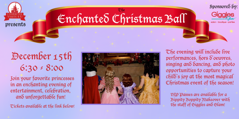 Enchanted Christmas Ball @ Historic Rosemont House | Gallatin | Tennessee | United States